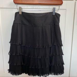 AT Loft ruffle skirt